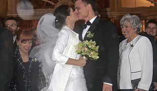 Katarzyna Cichopek i Marcin Hakiel wzięli ślub 20 września 2008 r. w Zakopanem