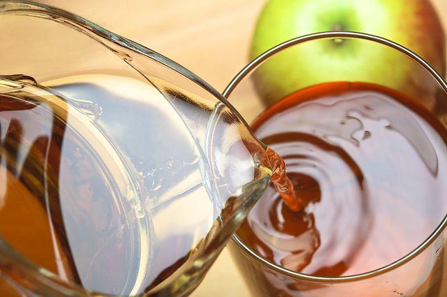 Jabłko i jabłkowe soki dla zdrowia