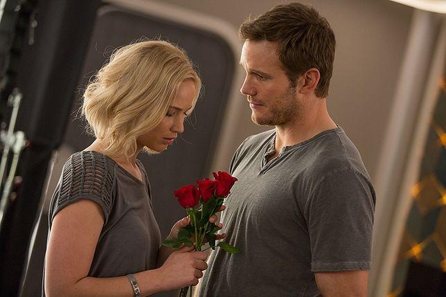 """Jennifer Lawrence i Chris Pratt przeżyją dziś niezwykły romans w """"Pasażerach"""""""