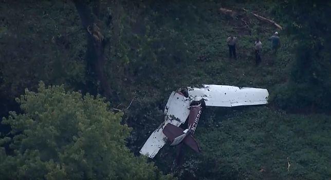Katastrofa samolotu w USA. Zginął 17-letni pilot
