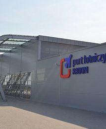 Lotnisko w Radomiu. Jak wypadł roczny bilans?
