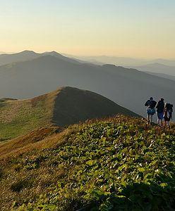 Już nie tylko Tatry. Turyści okupują także Bieszczady. Tłumy na szlakach