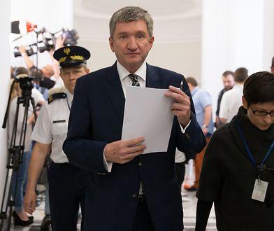 Kraków. Jerzy Wenderlich, były poseł SLD i wicemarszałek Sejmu znalazł nową pracę
