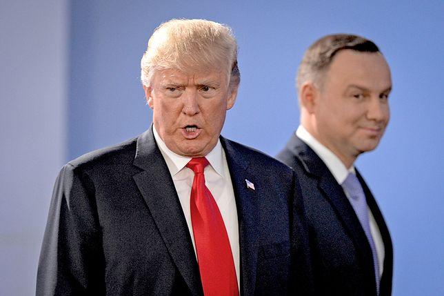 Administracja Donalda Trumpa wywraca światowy ład. Polsce dostaje się rykoszetem