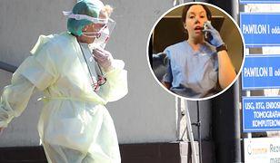 Pielęgniarka pokazuje, dlaczego źle korzystamy z rękawiczek jednorazowych