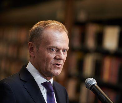 Donald Tusk nie rozumie działań polskiej dyplomacji
