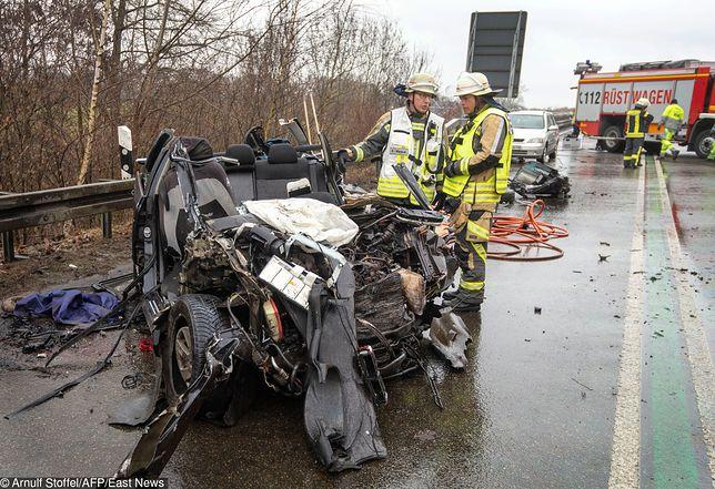 W wypadku w Bocholt zginęło 3 Polaków