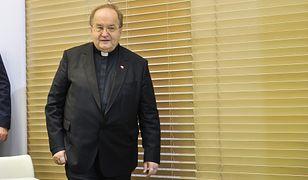 Ojciec Rydzyk testował w czasie wywiadu prezydenta Dudę