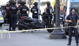 Zamach terrorystyczny w Barcelonie