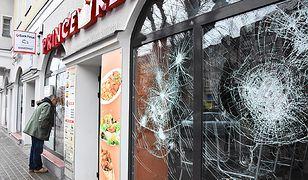Zamieszki po morderstwie w Ełku