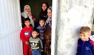 Uciekali spod tureckich bomb. Musieli zostawić wszystko