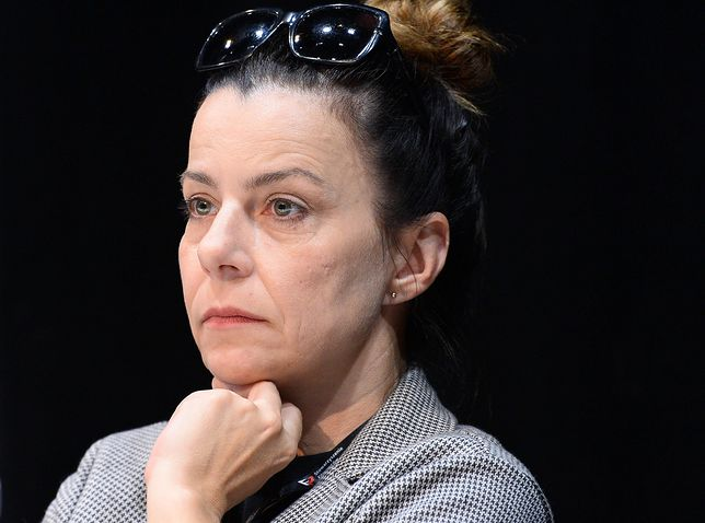 Agata Kulesza rozwodzi się z Marcinem Figurskim