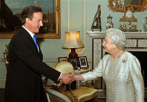 Wielka Brytania ma nowego premiera - zdjęcia