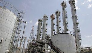 Instalacje reaktora na ciężką wodę w Araku; zdjęcia z 2006 r.