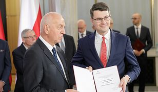 Piotr Müller, rzecznik rządu PiS i poseł nowej kadencji Sejmu