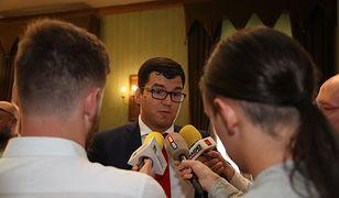 Szczerba ogłosił odejście z PiS 20 sierpnia