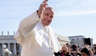 Papież Franciszek jest przeciwny małżeństwom homoseksualnym