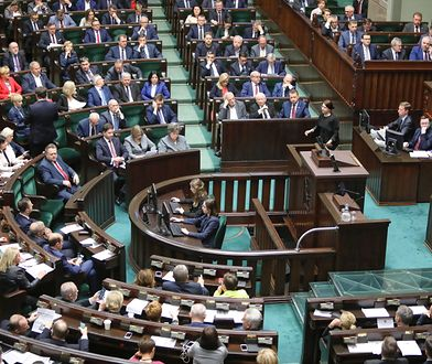 Sejm wybrał nowych sędziów TK