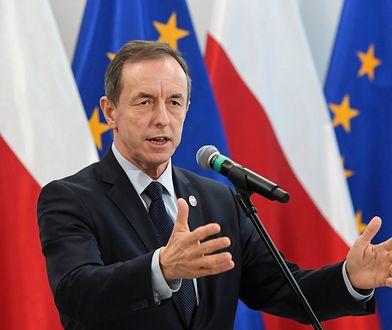 """""""Sueddeutsche Zeitung"""" podkreśla, że Tomasz Grodzki """"wykorzystuje wszelkie pełnomocnictwa swego urzędu"""""""