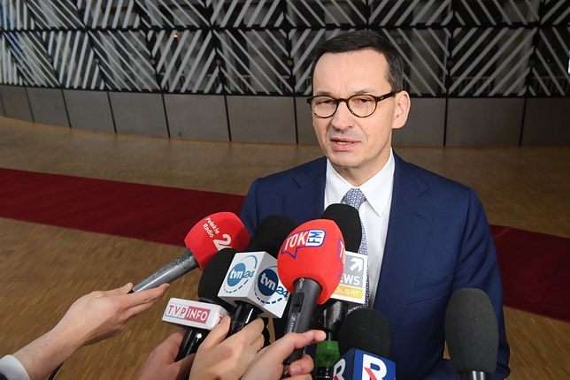 Premier Mateusz Morawiecki odniósł się do decyzji podjętej na szczycie
