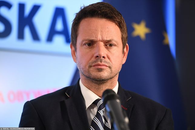 Warszawa. Rafał Trzaskowski odniósł się do wypadku na Bielanach