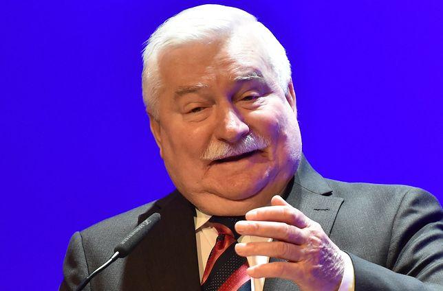 Lech Wałęsa zapowiada pozew przeciw IPN. Milionowe odszkodowanie chce przekazać strajkującym nauczycielom