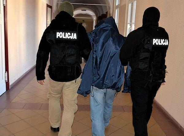 61-letni diler zatrzymany przez policję
