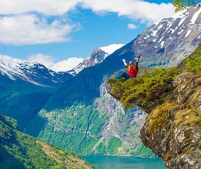Geiranger - klejnot w koronie fiordów Norwegii