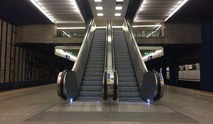 Nowe schody ruchome na Dworcu Centralnym [ZDJĘCIA]
