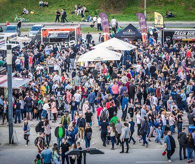 Festiwal Food Trucków w Warszawie