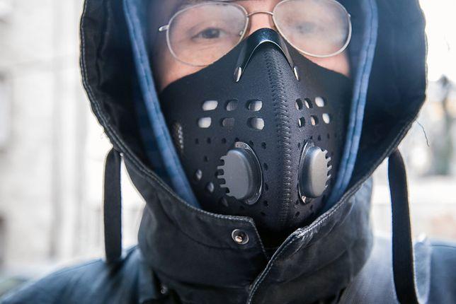 Maseczki filtrujące zanieczyszczone powietrze to tylko ułamek kosztów
