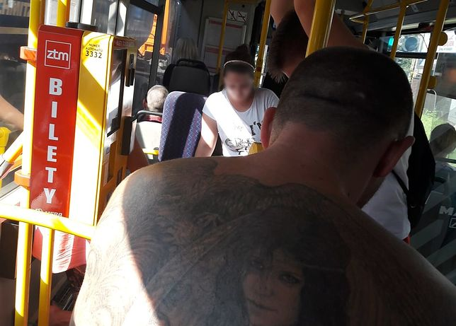 Do przykrej sytuacji doszło w autobusie stołecznej linii 140
