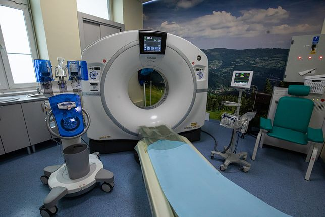 Bielsko-Biała. Dzięki nowoczesnemu tomografowi szybciej wykryją chorobę.