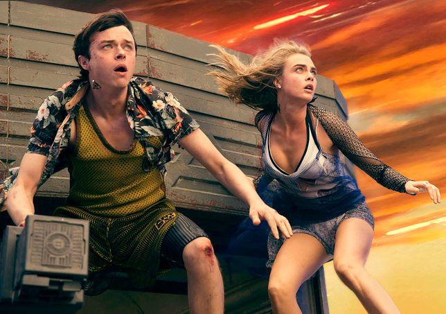 """Kard z filmu """"Valerian i miasto tysiąca planet"""""""