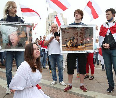 Jak wyglądają protesty na Białorusi?