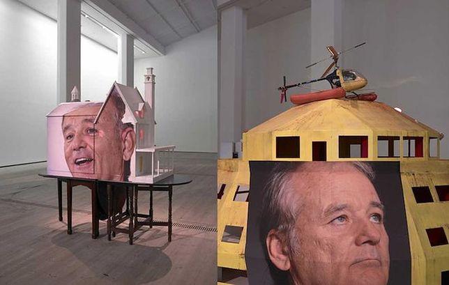 Bill Murray - niecodzienna wystawa zdjęć aktora