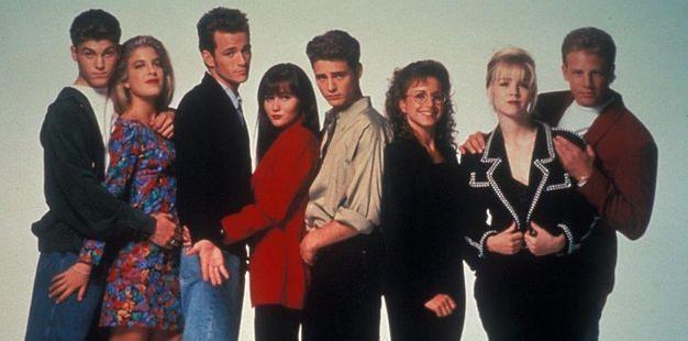"""Pamiętacie ich? """"Beverly Hills 90210"""" powraca!"""