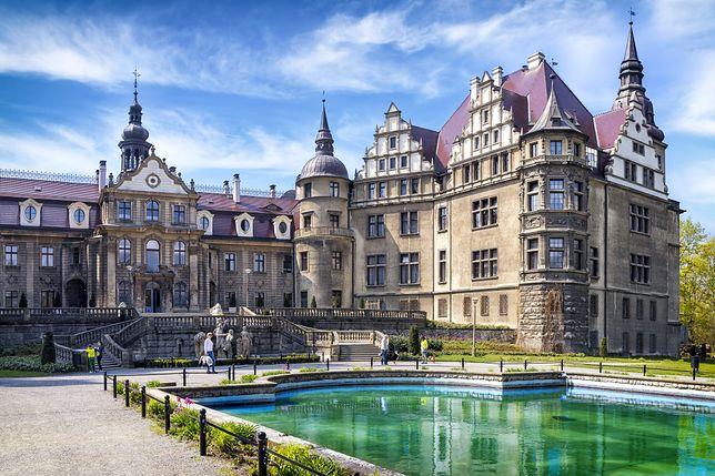 Zamek Moszna to niezwykła atrakcja turystyczna
