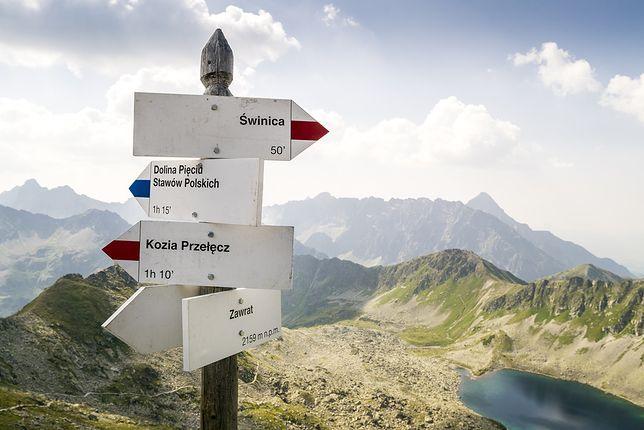 Zamknięty szlak w Tatrach. Jest niebezpiecznie