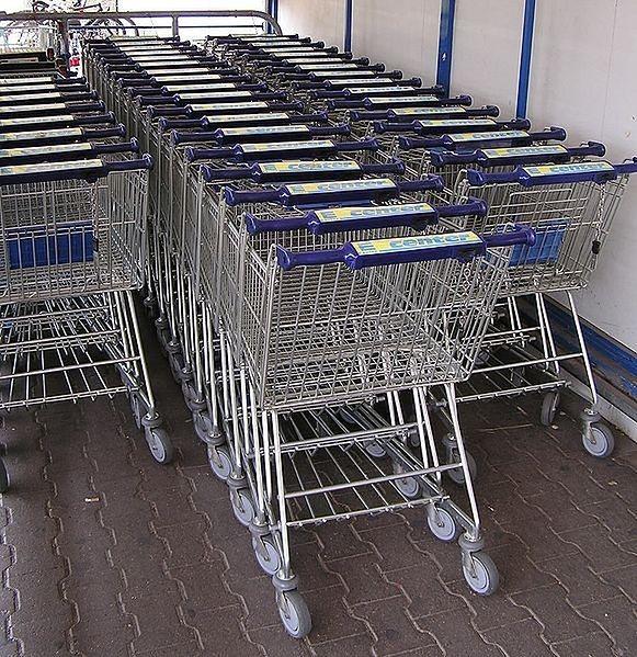 Za kradzież wózka sklepowego do 5 lat więzienia