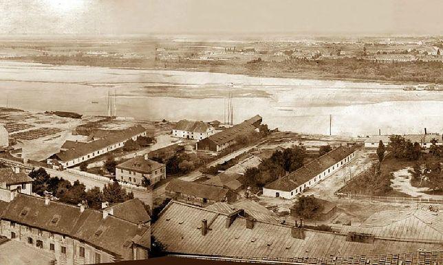 Warszawa 1873 roku
