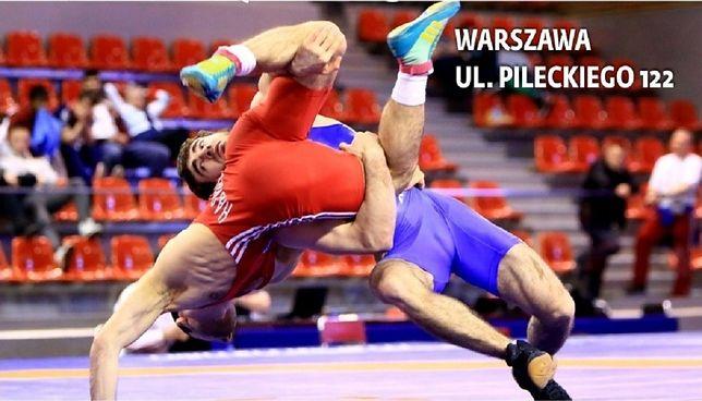 Najlepsi zapaśnicy przyjadą do Warszawy