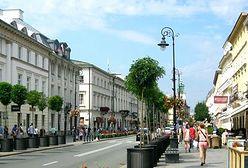 Nowy Świat w Warszawie najdroższą ulicą w Polsce
