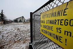 Nadzór budowlany: dwie przyczyny katastrofy w Jankowie Przygodzkim