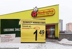 Polski czosnek z Portugalii? AGROUnia pokazała zdjęcia, które zrobiła w Biedronce. Sieć odpowiada