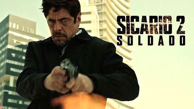 Benicio del Toro po raz wtóry jako sicario