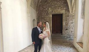 Joanna Krupa wzięła ślub z Douglasem Nunesem