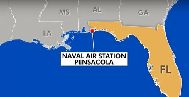 Strzelanina w bazie marynarki wojennej w USA
