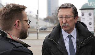 """""""Kto nami rządzi?"""" Jan Żaryn: czuję obecność prowokatorów"""
