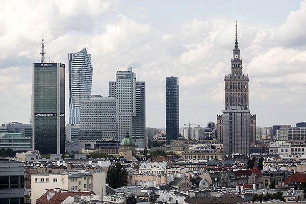 Niebezpieczne zjawisko w Warszawie: miejska wyspa ciepła